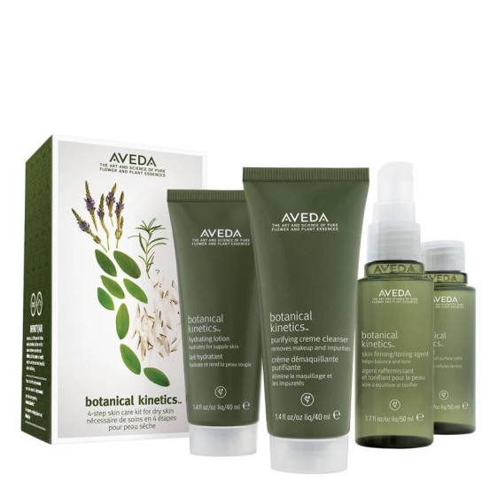 Aveda Botanical Kinetics 4- Step Skin Care Routine